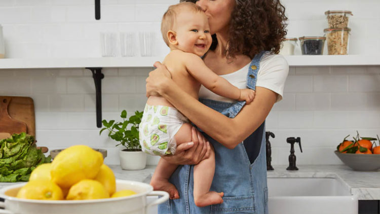 Parents Keep a Watchful Eye on Baby Safety